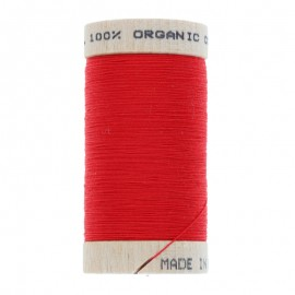 Organic Sewing Thread 100m - Passion Red 4805