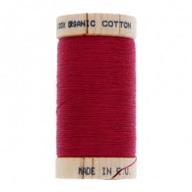 Organic Sewing Thread 100m - Amaranthine Red 4806