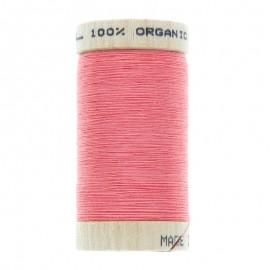 Fil à Coudre Bio 100m - Rose Corail 4807