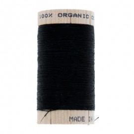 Organic Sewing Thread 100m - Black 4808