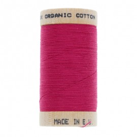 Organic Sewing Thread 100m - Raspberry 4811