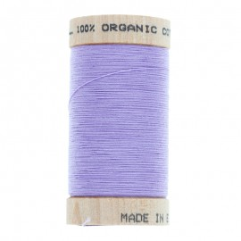 Organic Sewing Thread 100m - Wild Lavender 4812