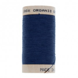 Organic Sewing Thread 100m - Midnight Blue 4815