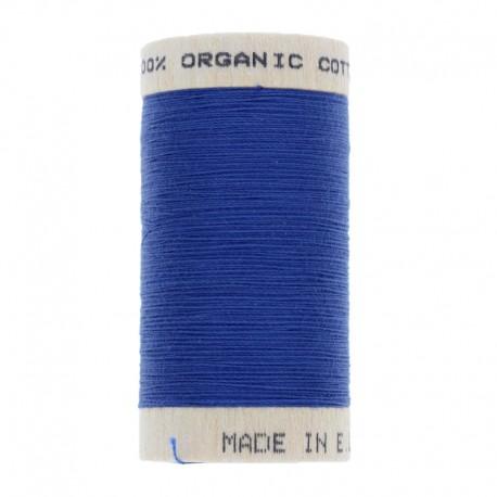 Fil à Coudre Bio 100m - Bleu Royal 4817