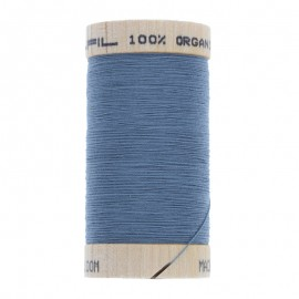 Organic Sewing Thread 100m - Smoky 4816