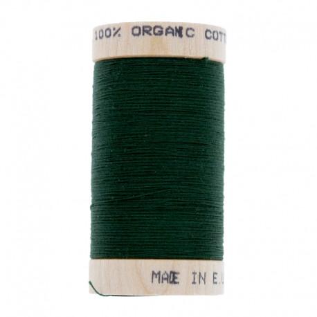 Organic Sewing Thread 100m - Pine Green 4822