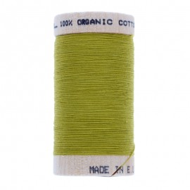 Organic Sewing Thread 100m - Pistachio Green 4823