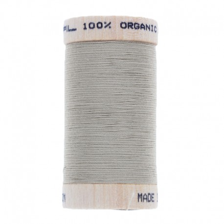 Organic Sewing Thread 100m - Grege 4825