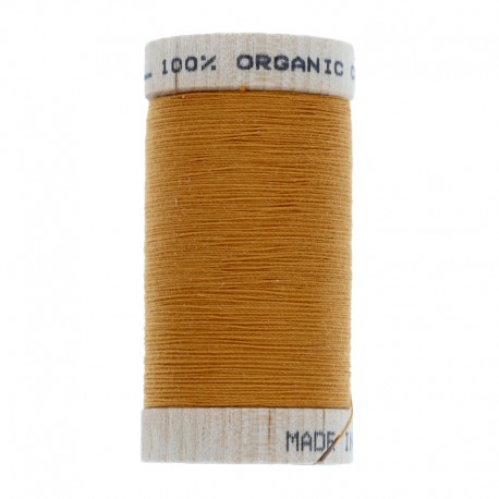Organic Sewing Thread 100m - Saffron 4826
