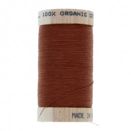 Organic Sewing Thread 100m - Sienna 4828