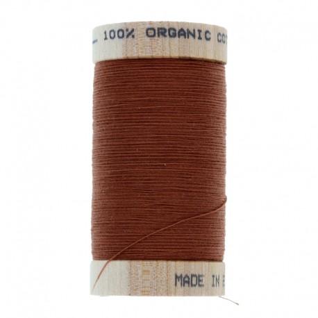 Organic Sewing Thread 100m - Sienna 4828