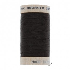 Organic Sewing Thread 100m - Ebony 4830
