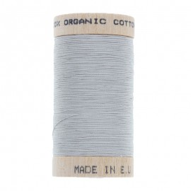 Organic Sewing Thread 100m - Pearl grey 4831