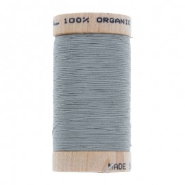 Organic Sewing Thread 100m - Mouse grey 4832