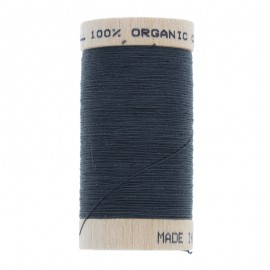 Organic Sewing Thread 100m - Anthracite grey 4833