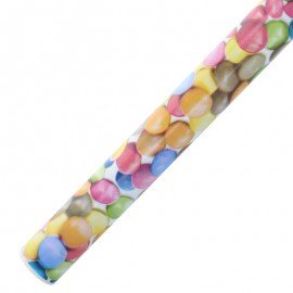 Self Adhesive Paper 45 cm x 2 m - Candy