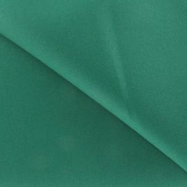 Tissu Coton épais vert bouteille