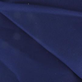 Tissu Coton épais marine
