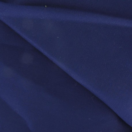 Thick Cotton Fabric - Navy x 10cm
