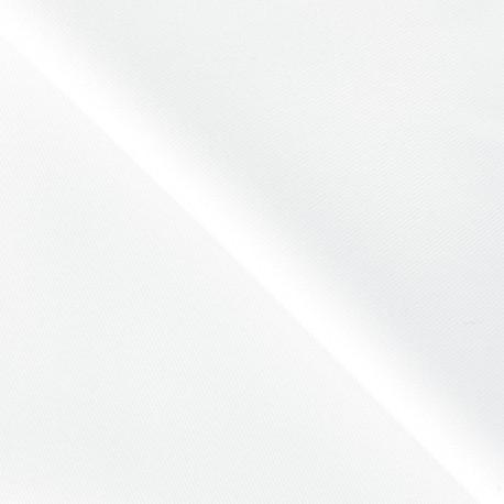 Tissu Coton épais blanc