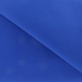 Thick Cotton Fabric - Royal Blue x 10cm