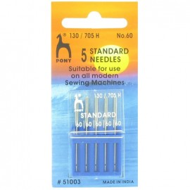 Standard machine needles size 60