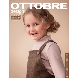 Ottobre Design Kids Sewing Pattern - 4/2019