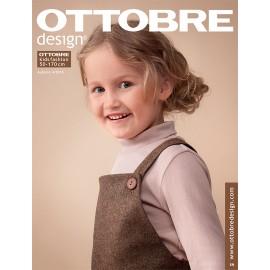 Ottobre Design Kids Sewing Pattern - 4/2019