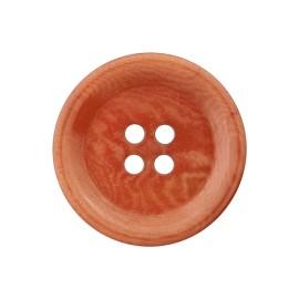 Corozo Button - Coral Renew
