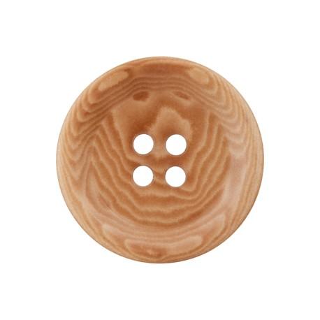 Corozo Button - Maple Renew