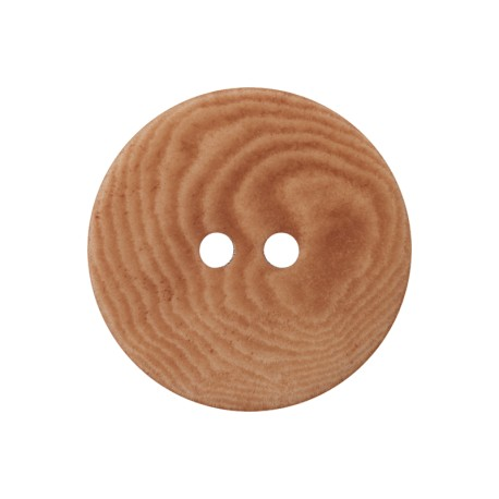 Corozo Button - Maple Life