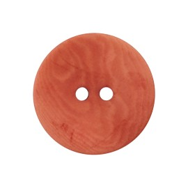 Corozo Button - Coral Life