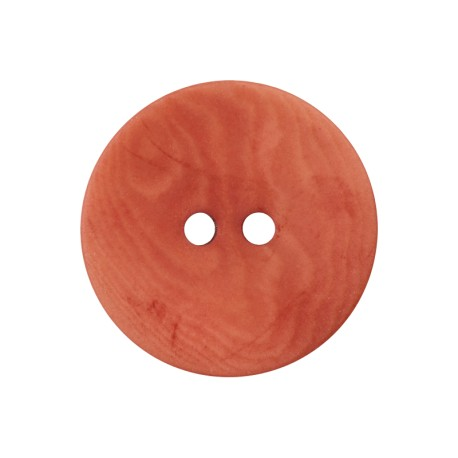 Bouton Corozo Life - Corail