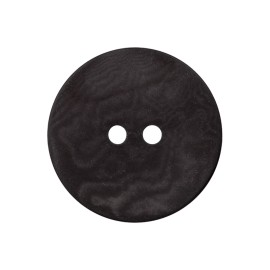 Corozo Button - Ebony Life
