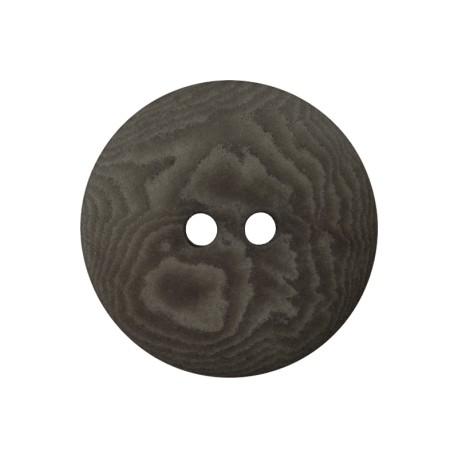 Corozo Button - Green Grey Life