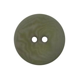 Corozo Button - Moss Green Life
