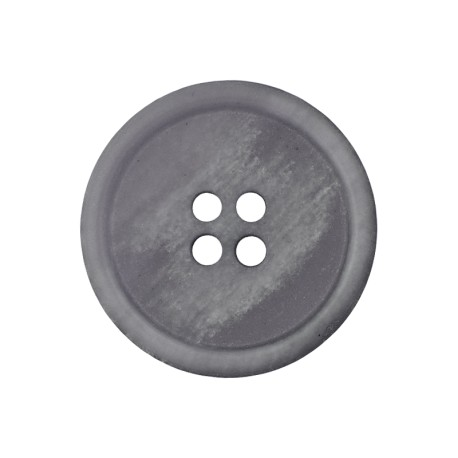 Recycled Paper Button - Grey Marcelino