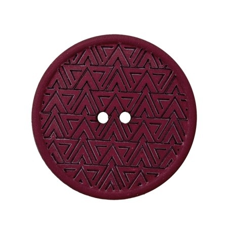 Recycled Hemp Button - Grappe Mesoa