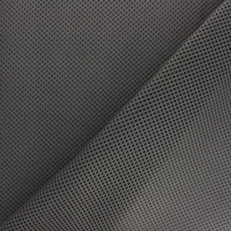 Tissu résille matelassée blanc mesh 3D x 10cm