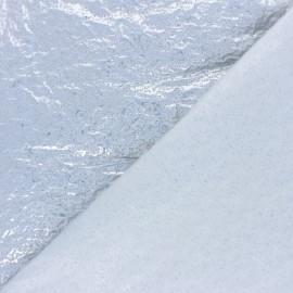 Wind-breaker special wadding - silver x 10cm