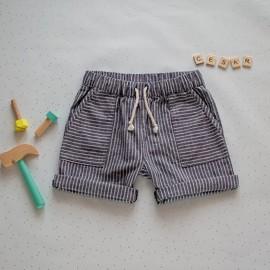 Shorts Sewing Pattern - L'Atelier des Petits Patrons Cesar