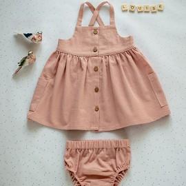 Dress Sewing Pattern - L'Atelier des Petits Patrons Louise