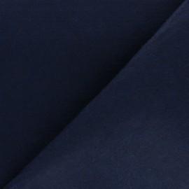 Tissu Feutrine - bleu de minuit x 10cm