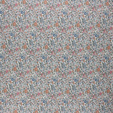 Liberty cotton fabric - Katie and Millie D x 10cm