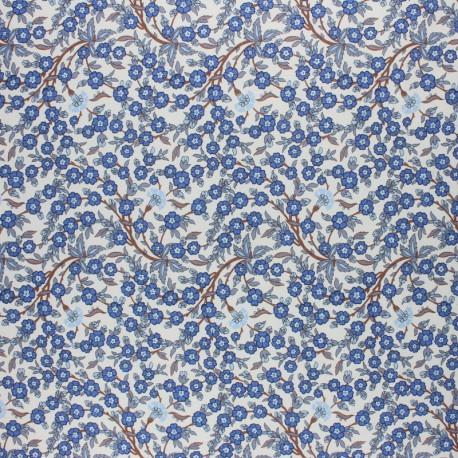 Liberty cotton fabric - Empress A x 10cm