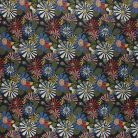 Tissu Liberty - Daisy Pop A x 10cm