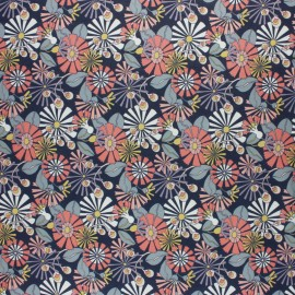 Tissu Liberty - Daisy Pop C x 10cm