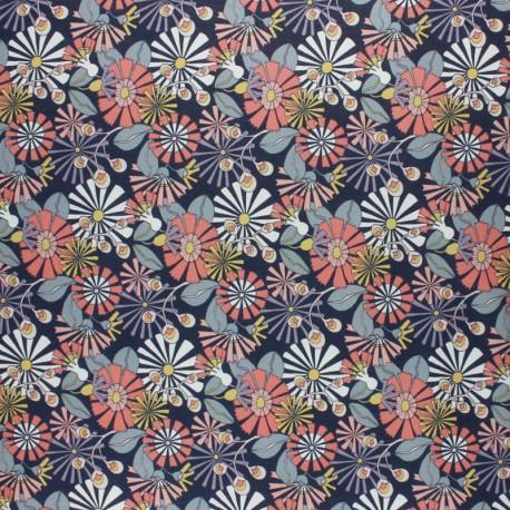 Liberty fabric - Daisy Pop C x 10cm