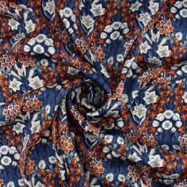 Tissu Soie Liberty - Mountain Primrose A x 10cm