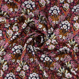 Tissu Soie Liberty - Mountain Primrose C x 10cm